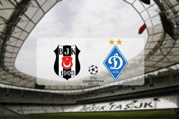 Beşiktaş-Dinamo Kiev maçı canlı yayın bilgileri