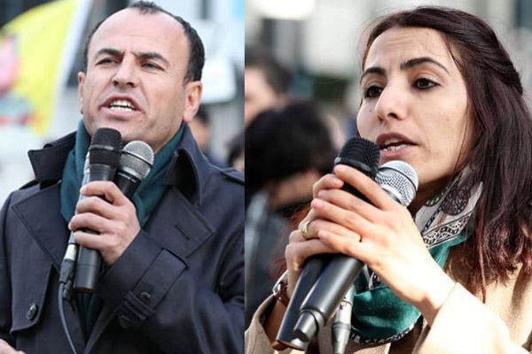 HDP'li o vekiller Brüksel'den seslendi