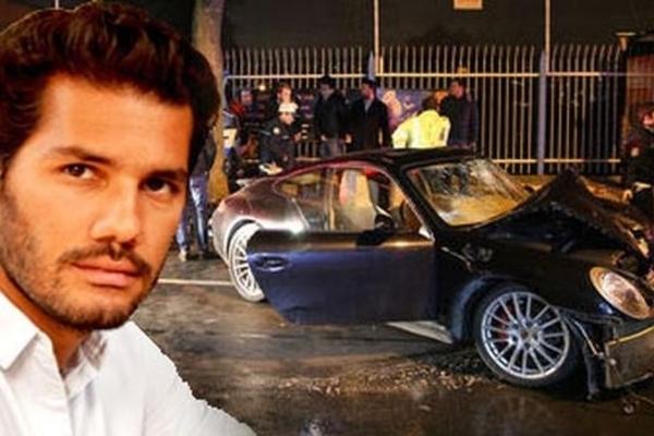 Kazada yaralanan polis Rüzgar Çetin'e dava açtı