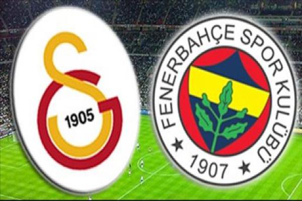 Galatasaray-Fenerbahçe maçı saat kaçta hangi kanalda