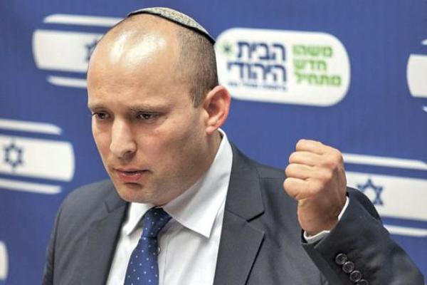 """İsrail Eğitim Bakanı Bennett, """"Filistin Devleti dönemi sona erdi"""""""