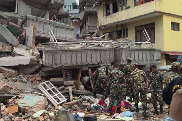 Nepal'deki depremle ilgili atom bombası gerçeği