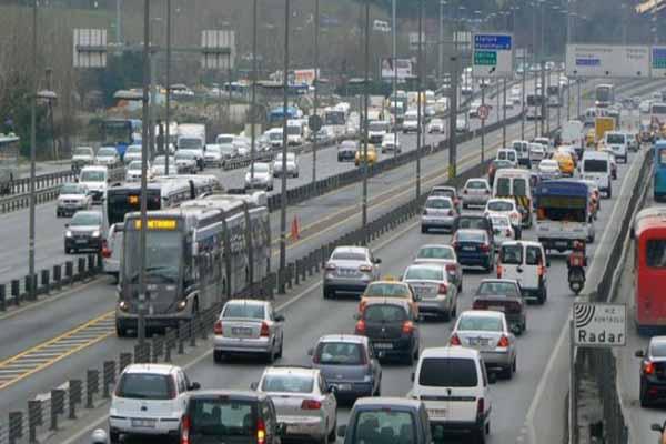 İstanbul'da hangi yollar trafiğe kapalı