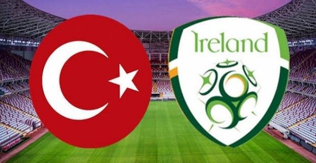 Türkiye İrlanda maçı ne zaman saat kaçta ve hangi kanalda