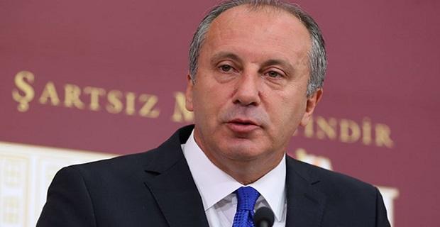CHP'li İnce'den Abdullah Gül hakkında sert ifadeler