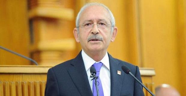 CHP lideri Kılıçdaroğlu'ndan erken seçim açıklaması