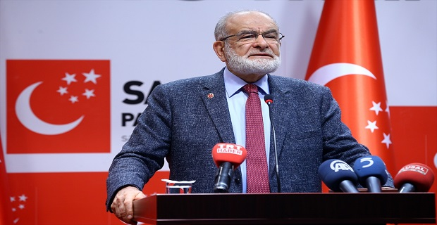 SP lideri açıkladı 'Abdullah Gül ile görüşeceğiz'