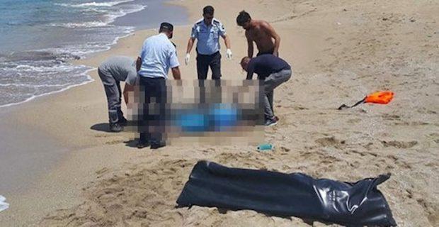 Karpaz 'da cesetleri bulunan 9 mülteci dün toprağa verildi Kıbrıs haberleri özeti
