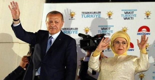 Cumhurbaşkanı Erdoğan konuştu 'Seçimin galibi demokrasi'