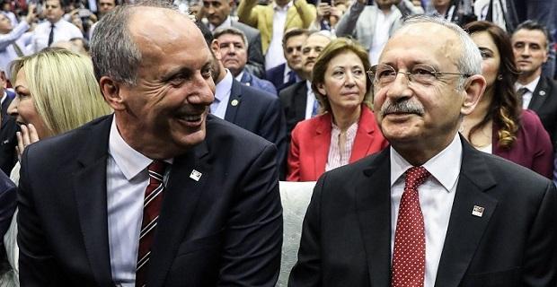Kılıçdaroğlu canlı yayında açıkladı 'İnce yüzde 30 barajından yukarı gidiyor'