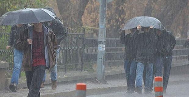 Meteoroloji uyardı yağışlı hava geri dönüyor