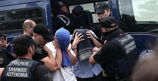 Yunanistan'dan tutuklu FETÖ'cüler için flaş karar
