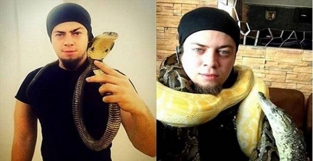 Aref Ghafouri'yi yılan soktu, sağlık durumu kritik
