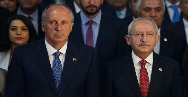 Kılıçdaroğlu ve İnce seçimden sonra ilk kez yüz yüze görüştü
