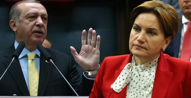 Meral Akşener Erdoğan'ın yardımcısı mı oluyor