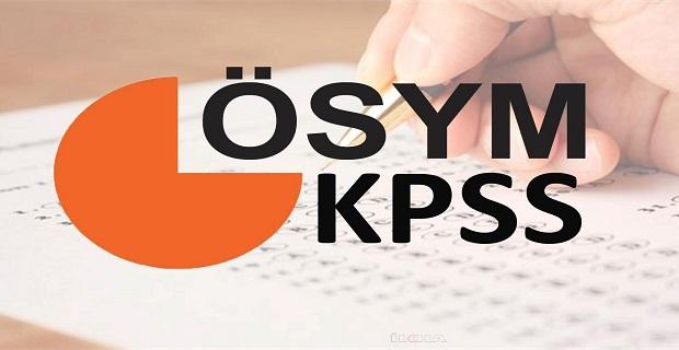 ÖSYM KPSS sınav giriş yerlerini erişime açtı
