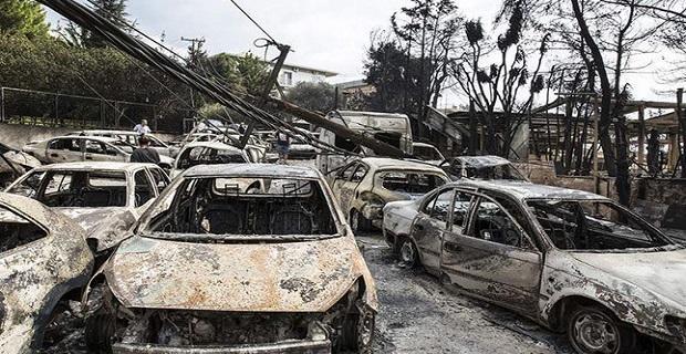 Yangın faciasında ölü sayısı artıyor