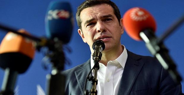 Yunanistan Başbakanı Çipras yangının siyasi sorumluluğunu üstlendi