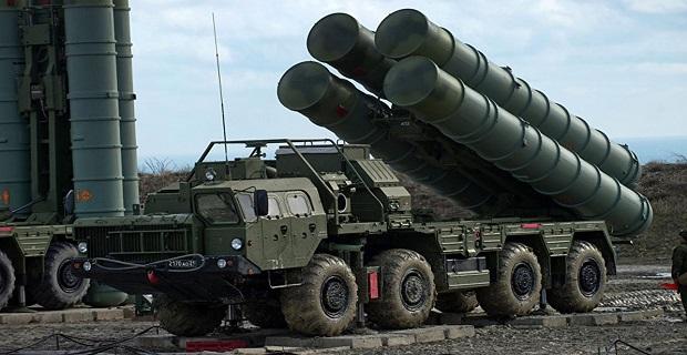 ABD Türkiye'ye S-400 teslimatının başlatılmasından endişeli