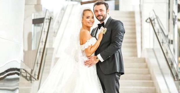 Bengü Selim Selimoğlu ile evlendi, en beğenilen gelinliği oldu