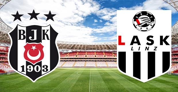 LASK Linz Beşiktaş maçı öncesi yayın krizi