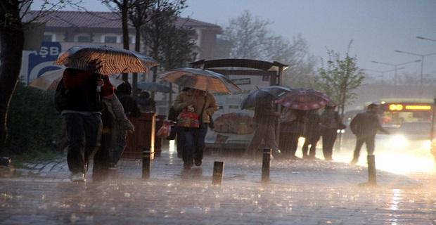 Meteoroloji açıkladı, bu gece yağış geri dönüyor