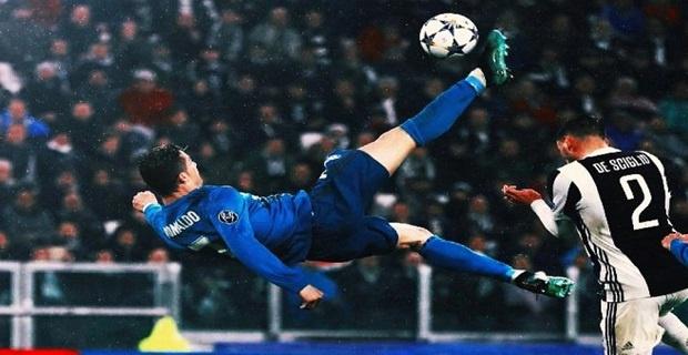 Ronaldo'nun golü en iyisi seçildi