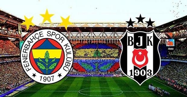Fenerbahçe Beşiktaş maçı ne zaman ve saat kaçta başlayacak