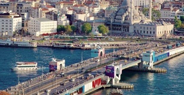 Galata Köprüsü'nde bakım çalışması yapılacak