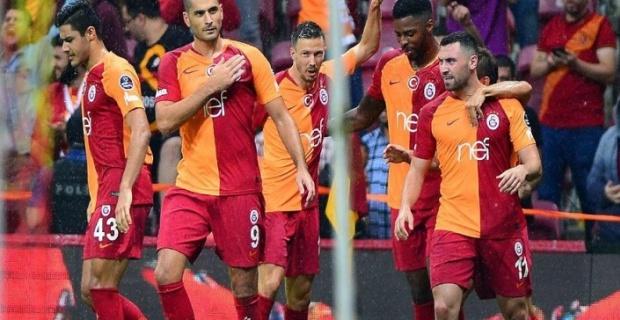 Galatasaray Lokomotiv Moskova maçının ilk 11'leri belli oldu