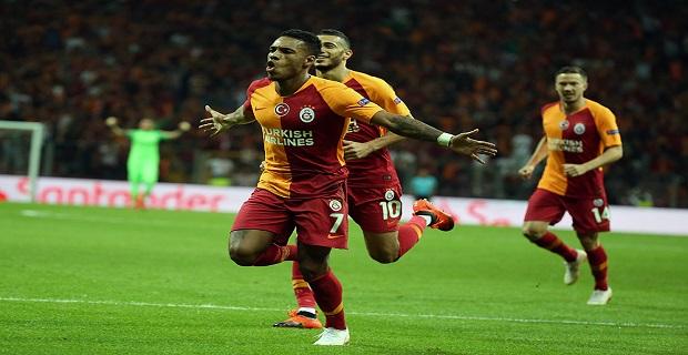 Galatasaray Şampiyonlar Ligine galibiyetle başladı