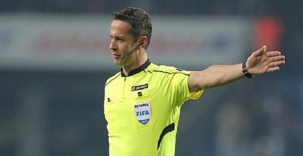 Halis Özkahya UEFA Avrupa Liginde düdük çalacak