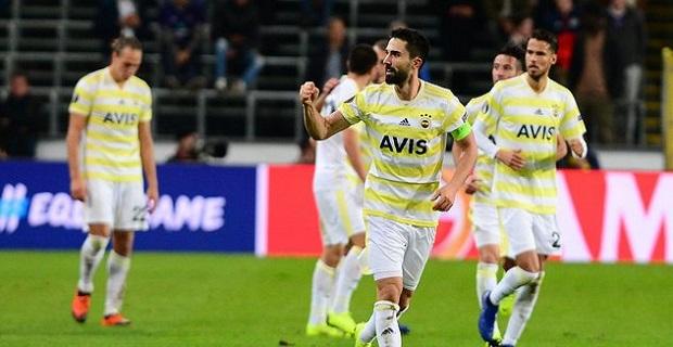 Avrupa Ligi grubunda Fenerbahçe'nin puanı kaç