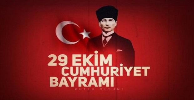 En anlamlı ve en özel 29 Ekim Cumhuriyet Bayramı mesajları