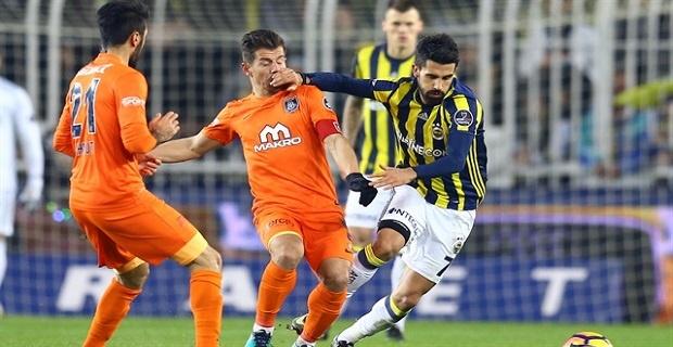Fenerbahçe Medipol Başakşehir maçı canlı yayın bilgileri