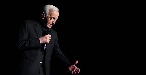 Fransız şarkıcı ve söz yazarı Charles Aznavour yaşamını yitirdi