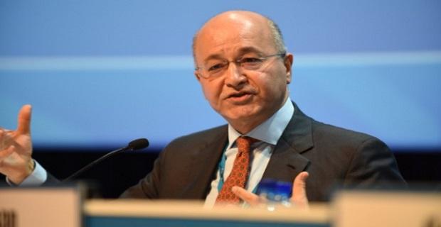 Irak'ın yeni Cumhurbaşkanı Berhem Salih oldu