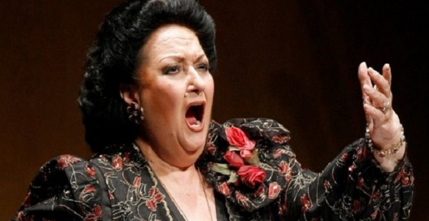 İspanyol soprano Montserrat Caballe hayatını kaybetti