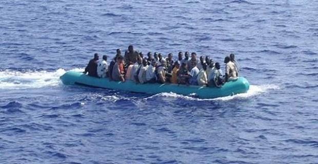 İzmir açıklarında göçmen teknesi battı, ölüler var