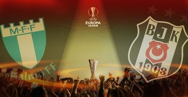 Malmö Beşiktaş maçı canlı yayın bilgileri