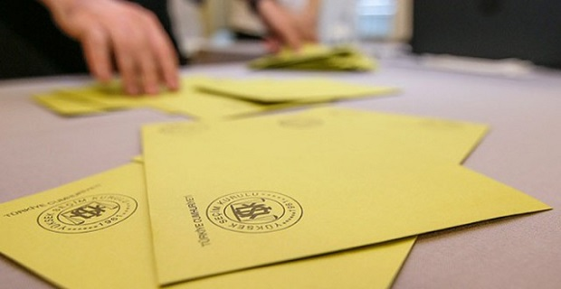 Yerel seçim tarihi Resmi Gazete'de