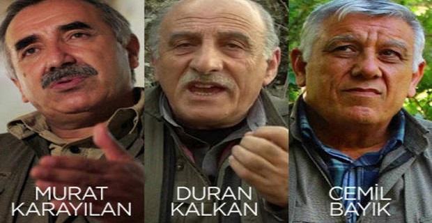 ABD, terör örgütü PKK elebaşları için tam 12 milyon dolar ödül koydu