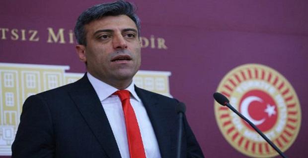 CHP Ardahan Milletvekili Öztürk Yılmaz partiden ihraç edildi