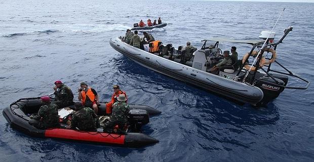 Endonezya'da denize düşen uçakla ilgili flaş gelişme
