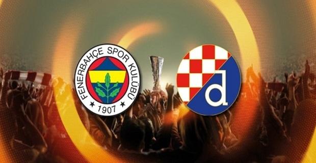Fenerbahçe Dinamo Zagreb maçı canlı yayın bilgileri