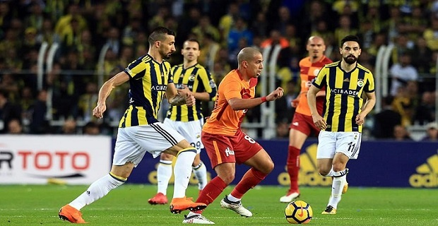 Galatasaray Fenerbahçe maçı canlı yayın bilgileri