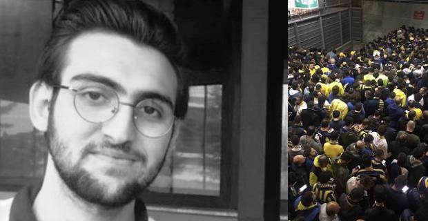 Genç Fenerbahçeli derbide hayatını kaybetti