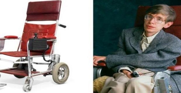 İngiliz fizikçi Hawking'in kişisel eşyaları rekor fiyata satıldı