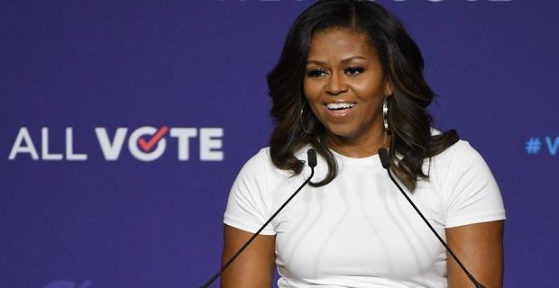 Michelle Obama'nın Londra'da yapacağı konuşmanın biletleri yarım saatte bitti