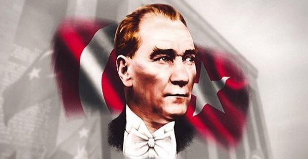 Mustafa Kemal Atatürk'ü vefatının 80. yılında saygı ve sevgiyle anıyoruz